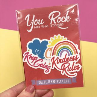 You Rock Positivity Collection